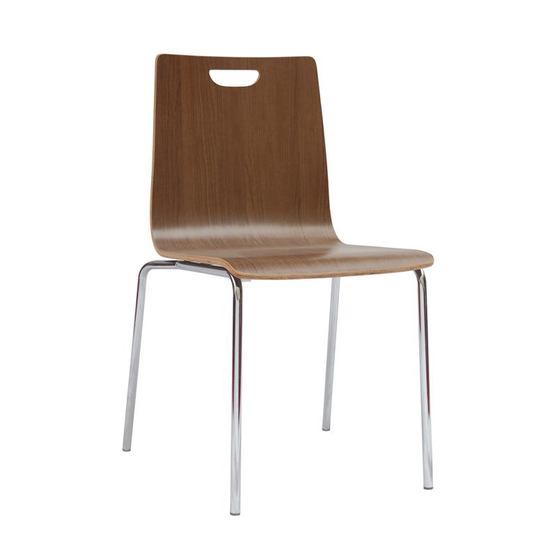 198walnut  sc 1 st  HBC Furniture Distributors & Bleeker Street Wood Chair Series