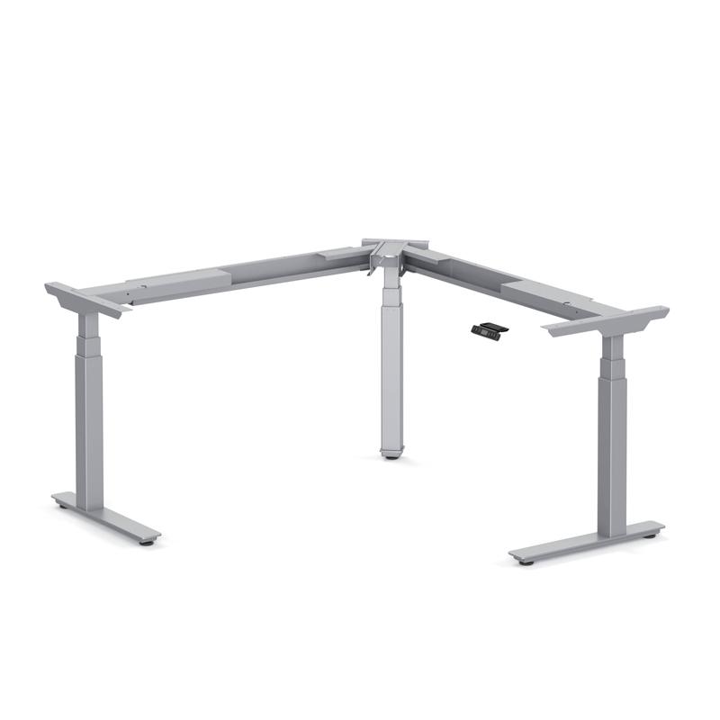 corner height adjustable table