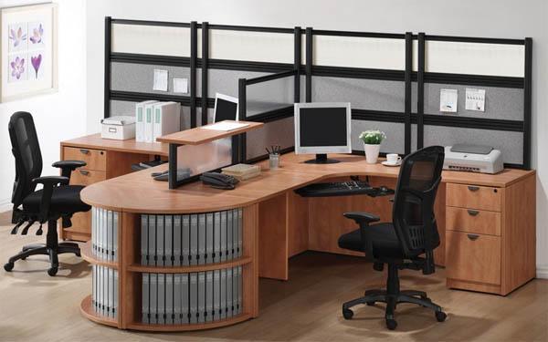 Hbc furniture distributors quality office furniture in - Organized work desk ...